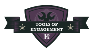 Roy Group: Tools of Engagement badge