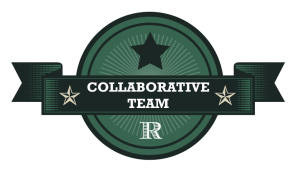 Roy Group: Collaborative Team badge