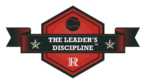 Roy Group: The Leader's Discipline™ badge