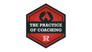 Roy Group: The Practice of Coaching badge
