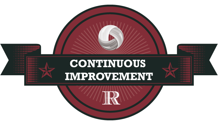 Roy Group: Continuous Improvement badge