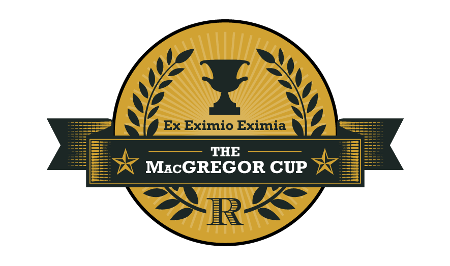 Roy Group: The MacGregor Cup badge